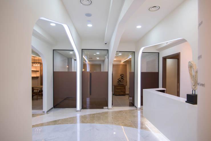내부공간9: 건축사사무소 재귀당의  서재 & 사무실