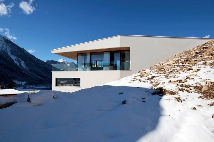 Projekty,  Domy zaprojektowane przez BESTO ZT GMBH_ Architekt DI Bernhard Stoehr