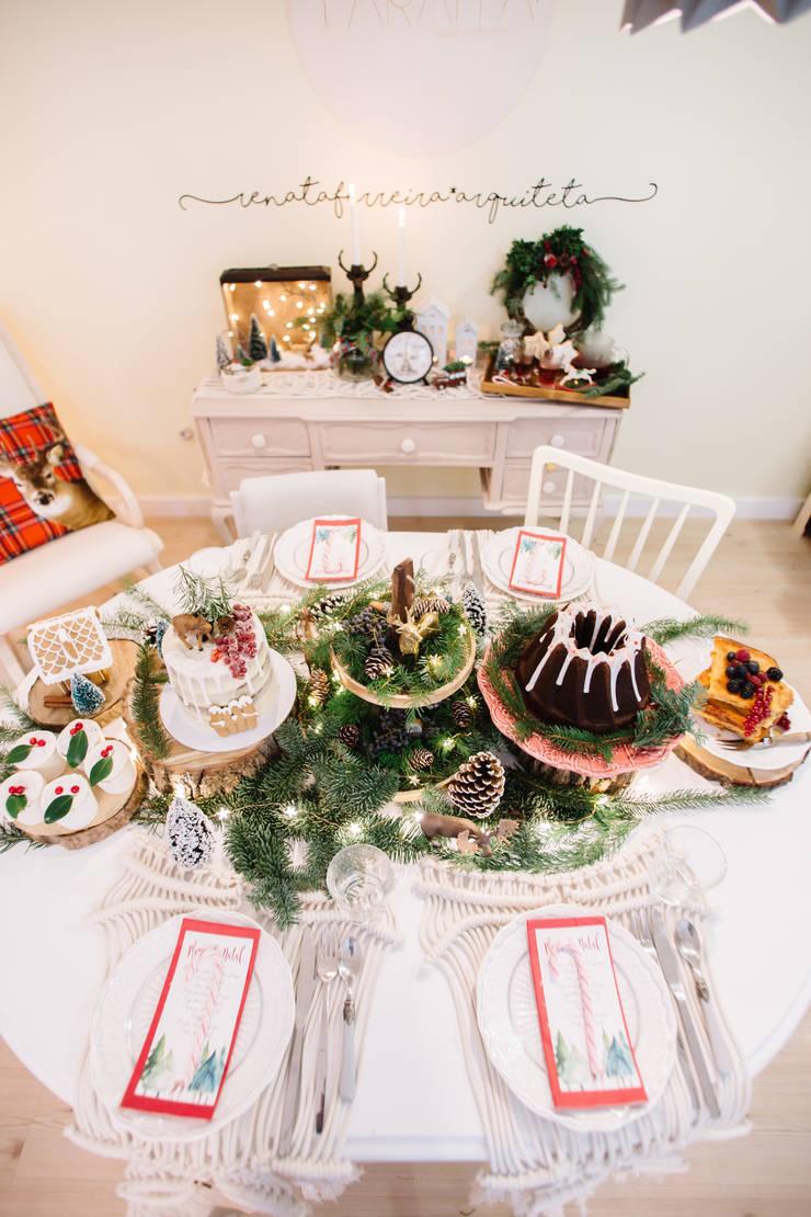 Christmas Brunch:   por Renata Ferreira Arquiteta * Taraita