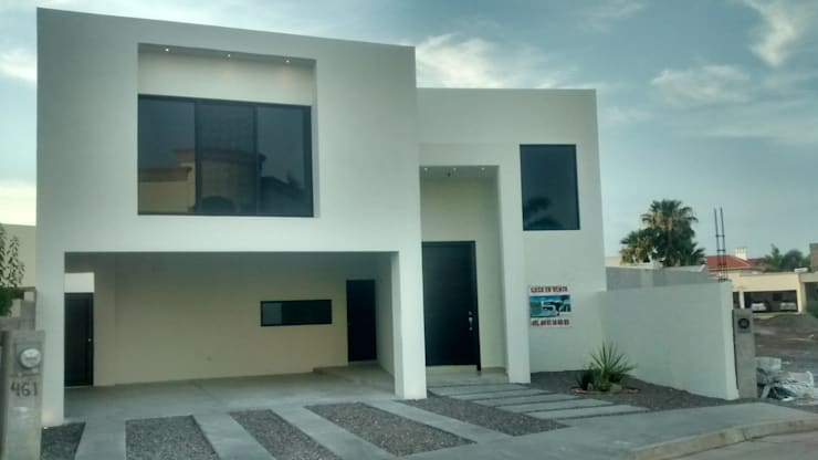 Houses by Guiza Construcciones