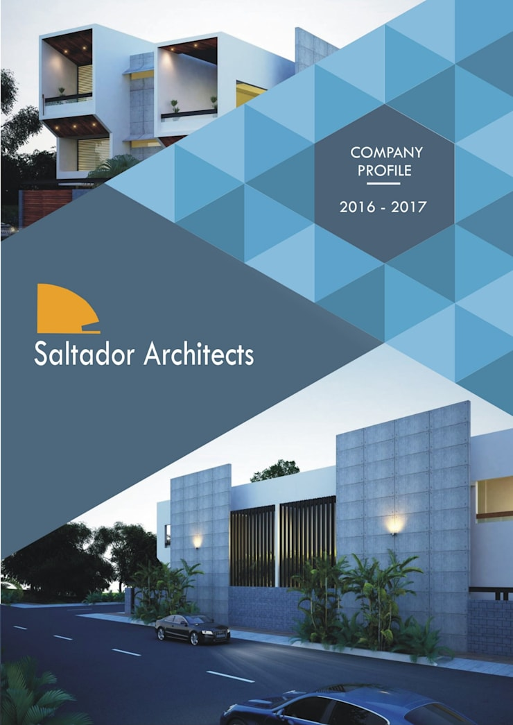 Company Profile 2016-17:  Houses by Saltador Architects ,Modern