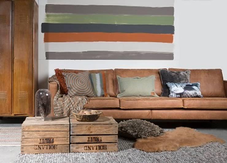mediterranean Living room by Groothandel in decoratie en lifestyle artikelen