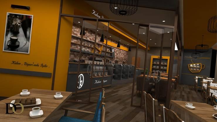 DO DESIGN – Kahve Diyarı :  tarz Duvarlar