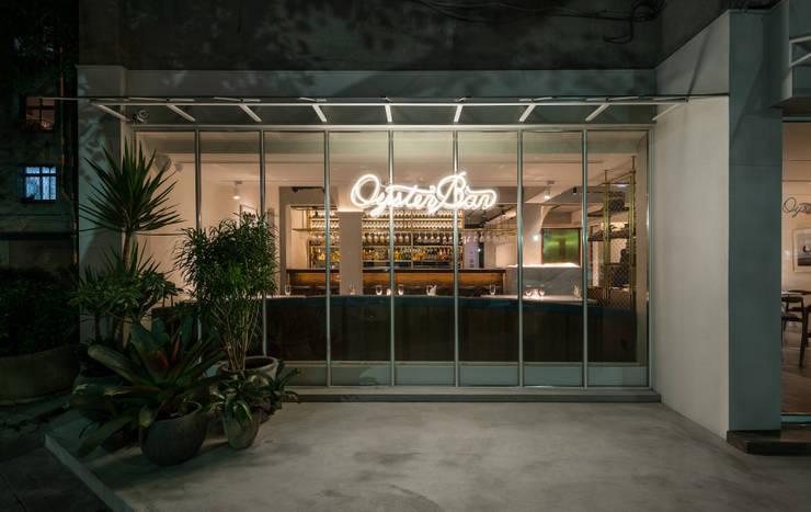 Exterior:  酒吧&夜店 by 鄭士傑室內設計