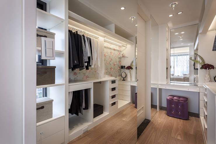 Estudios y oficinas de estilo  por 你你空間設計