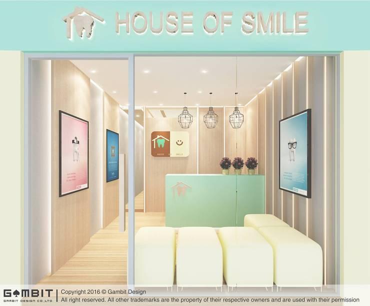 Shop Front:   by GAMBIT DESIGN CO.,LTD