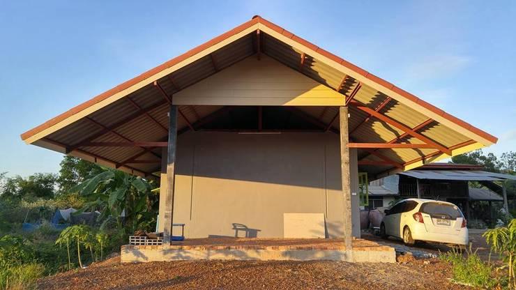บ้านดอนค้อ :   by Mor Architect