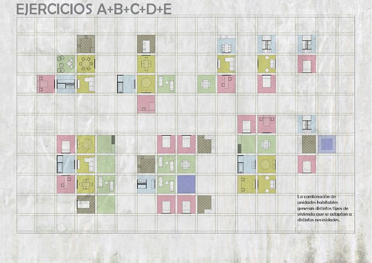 в . Автор – gOO Arquitectos, Лофт