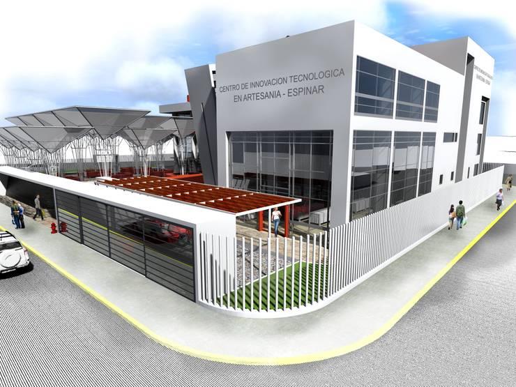 Anexos de estilo  por Paz Ingenieros & Arquitectos