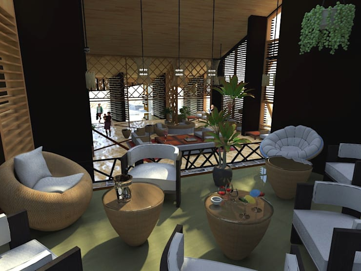 Spa by Paz Ingenieros & Arquitectos