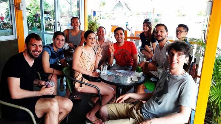 RENOVATE NUI COFFEE SAKON NAKHON:   by สร้างบ้านแปงเมือง สกลนคร