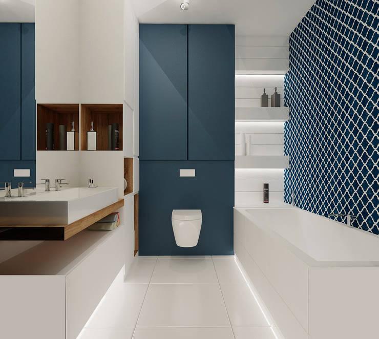 Bathroom by Ale design Grzegorz Grzywacz