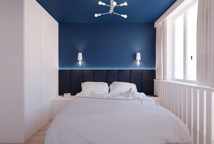 Ale design Grzegorz Grzywacz:  tarz Yatak Odası