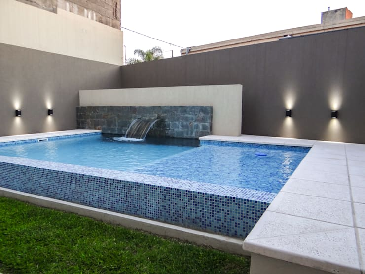 Pool by D'ODORICO ARQUITECTURA, Modern