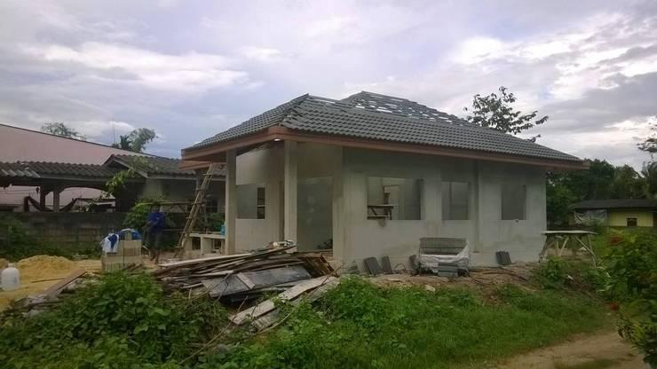 บ้านพักอาศัย คสล 1 ชั้น:   by PKK group