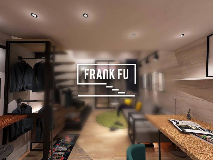 Live your life:  房子 by 中孚 設計 / FRANKFU INERIOR DESIGN