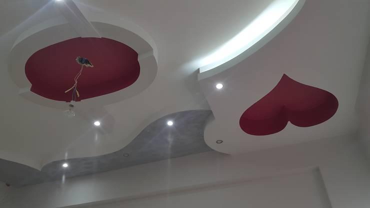 Phòng ngủ theo القصر للدهانات والديكور, Hiện đại