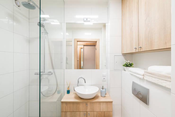 浴室 by jw architektura