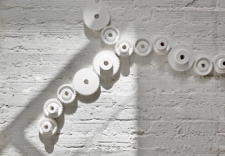 Soho Penthouse:  Walls by SA-DA Architecture