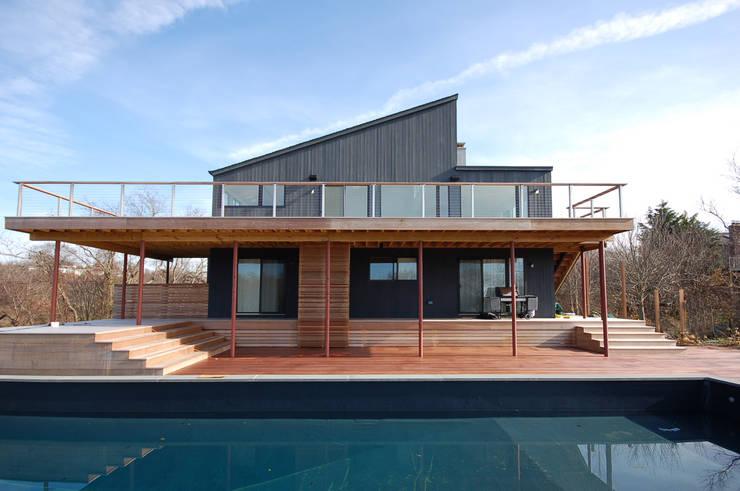 Montauk House:  Houses by SA-DA Architecture