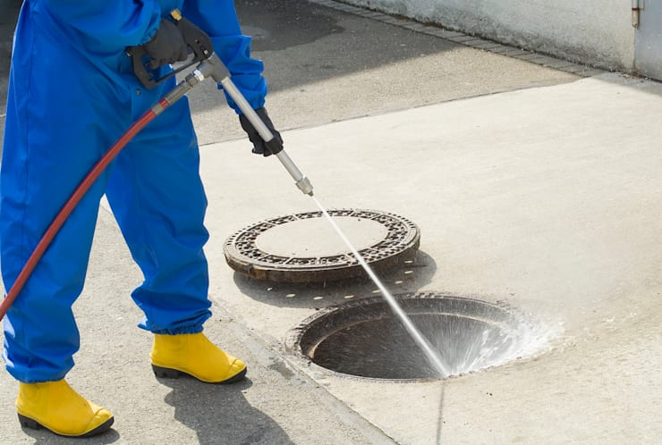 Drainage Cleaning:   by Plumbers Pretoria