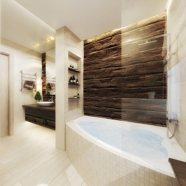 حمام تنفيذ decoroom