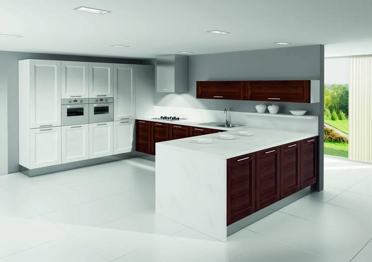 Mobili Cucina Legno Massiccio : Antine in legno massiccio per cucina e mobili di onlywood homify