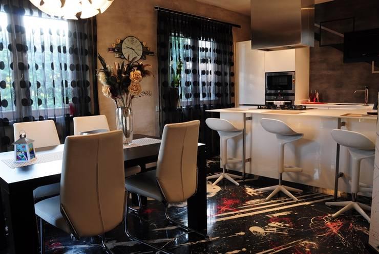 Living room by V&V srl