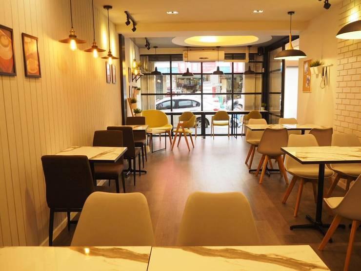 สริน Coffee & Bakery :  บาร์และคลับ by box89 furniture