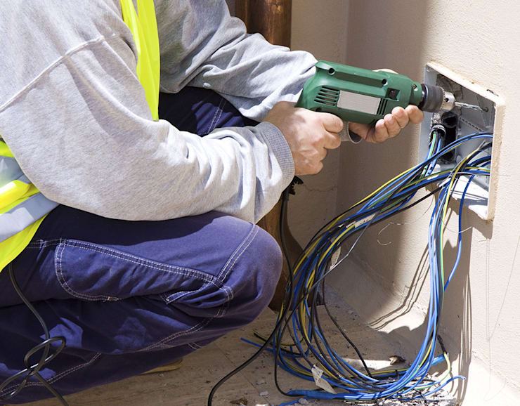 New Electrical Wiring:   by Electrician Pretoria