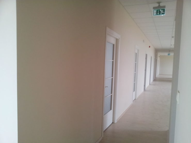 MAG Tasarım Mimarlık İnşaat Emlak San.ve Tic.Ltd.Şti. – Avrupa Serbest Bölgesi Çorlu:  tarz Ofisler ve Mağazalar