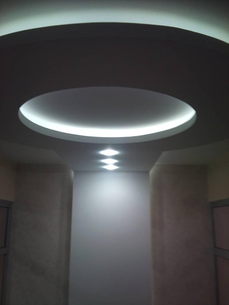 MAG Tasarım Mimarlık İnşaat Emlak San.ve Tic.Ltd.Şti. – ClupSportLife Çorlu:  tarz Ofisler ve Mağazalar