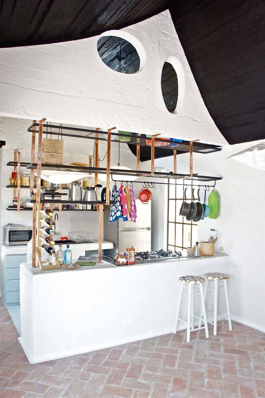 廚房 by Juan Carlos Loyo Arquitectura,