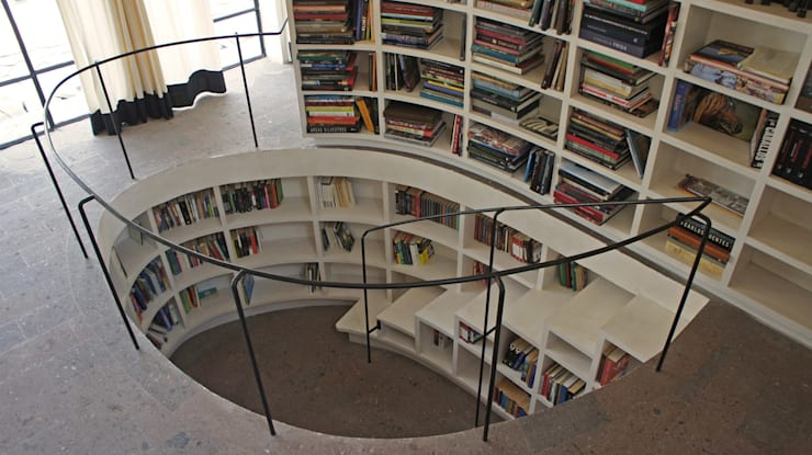 走廊 & 玄關 by Juan Carlos Loyo Arquitectura
