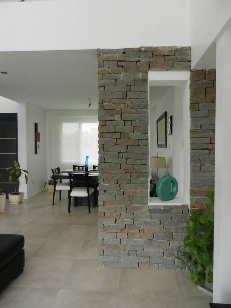 Arquitectura y Diseño: Comedores de estilo  por Jf Arquitectura + Diseño