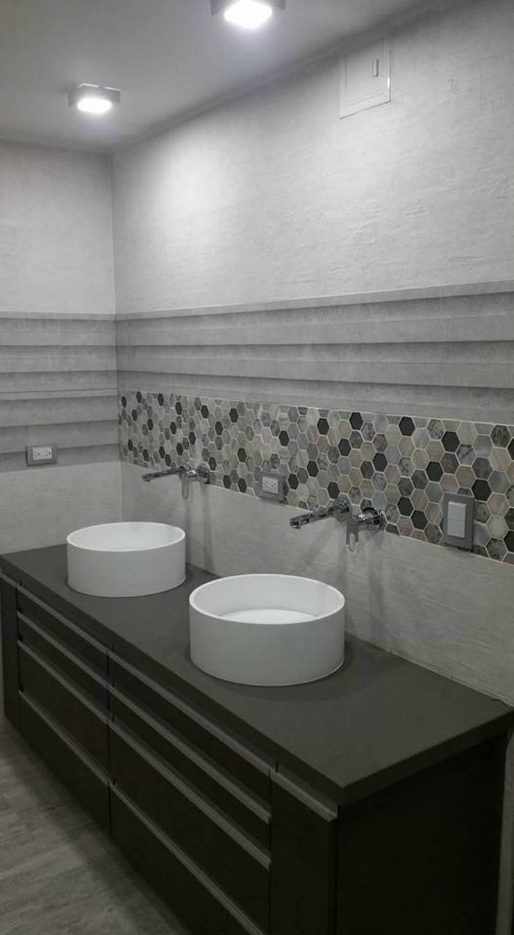 Construcciones : Edificios de oficinas de estilo  por WB. Arquitectura y Proyectos