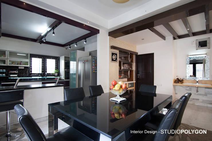 kitchen:  Kitchen by Studio Polygon
