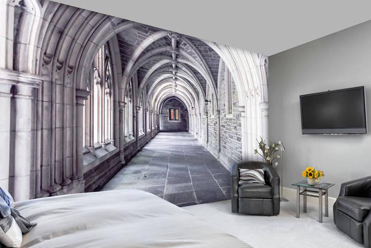 Bedroom by wallsandmurals