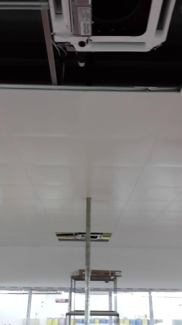Geschäftsräume & Stores von MAG Tasarım Mimarlık İnşaat Emlak San.ve Tic.Ltd.Şti.,