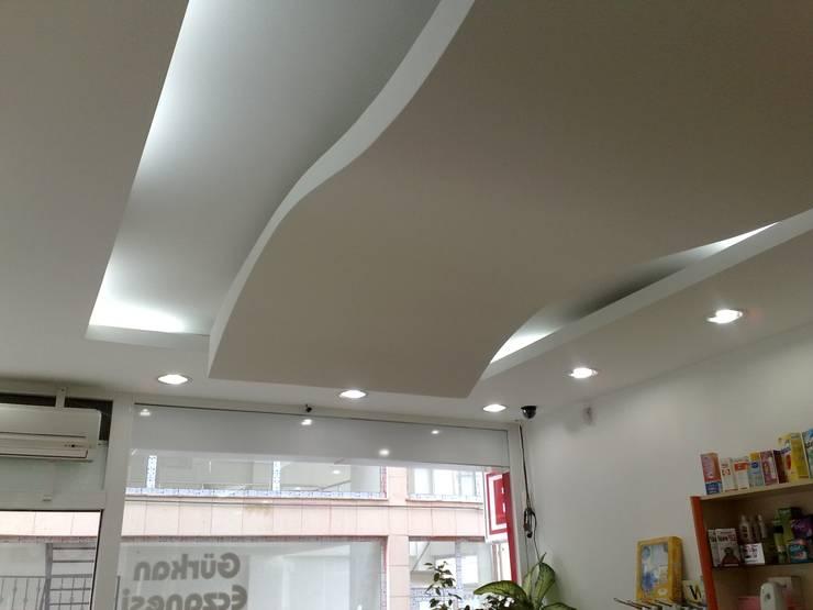 MAG Tasarım Mimarlık İnşaat Emlak San.ve Tic.Ltd.Şti. – Gürkan Eczanesi Çorlu:  tarz Ofisler ve Mağazalar, Modern