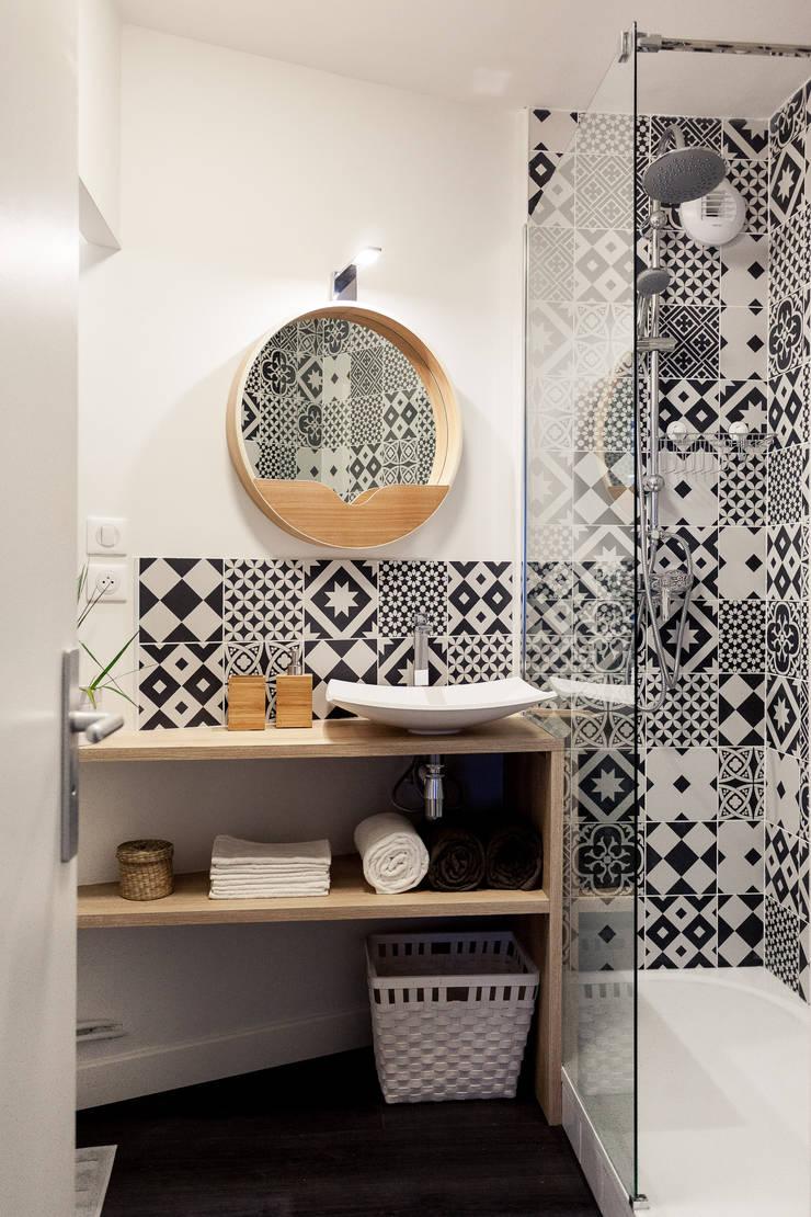 Bathroom by MadaM Architecture, Scandinavian