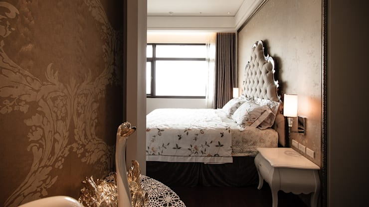Bedroom by 璞碩室內裝修設計工程有限公司