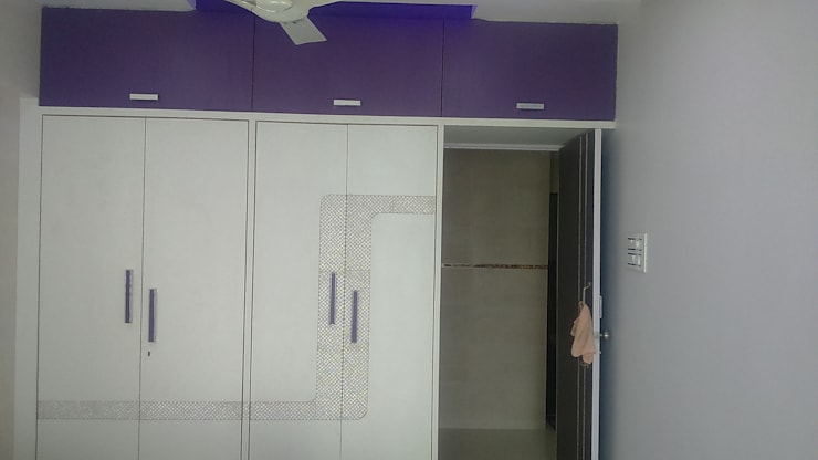 Interiors Designing and Execution:   by Intra Decor