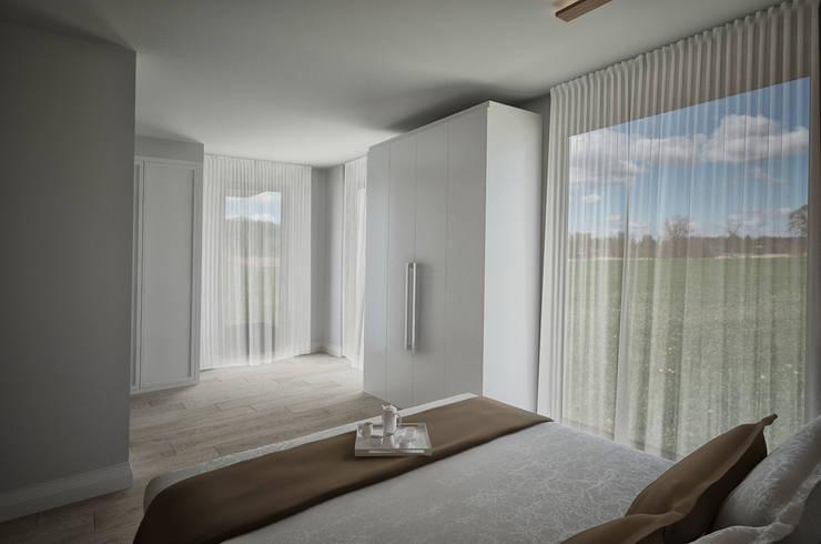 Bedroom by Ramazan Yücel İç mimarlık