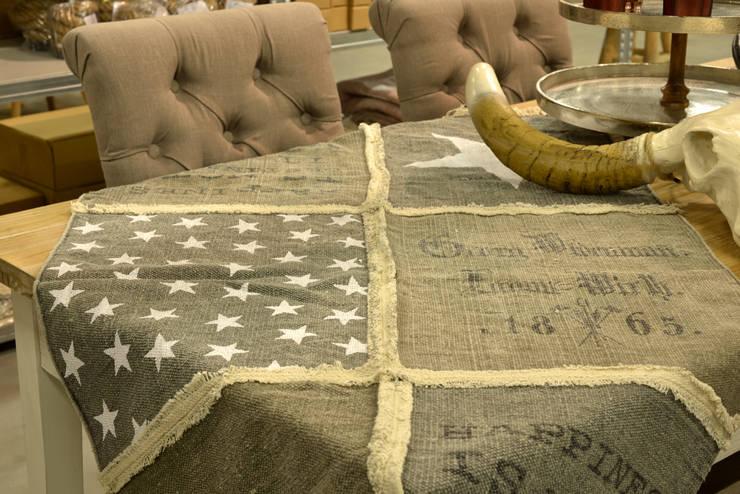 Elzet Gifts & Living:  Eetkamer door Groothandel in decoratie en lifestyle artikelen