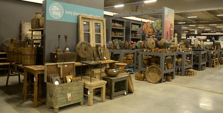 Be-uniq  De authentieke woonaccessoires :  Eetkamer door Groothandel in decoratie en lifestyle artikelen