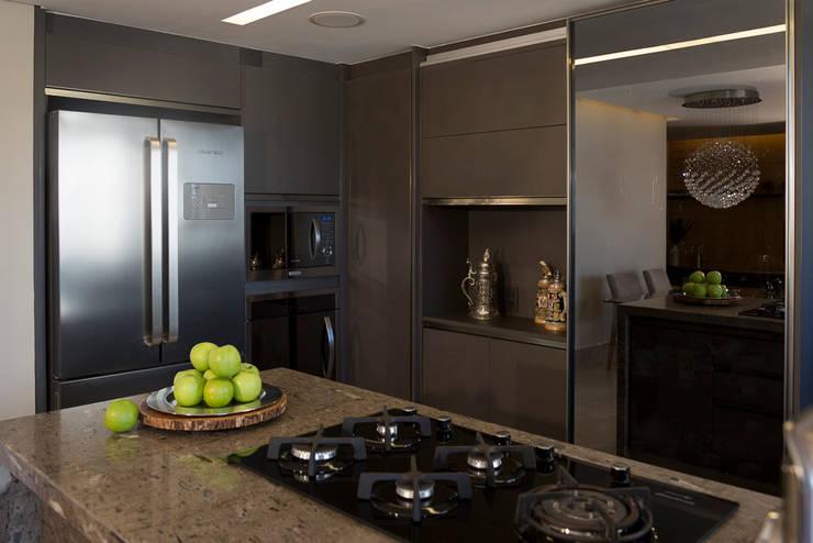 Cozinha: Cozinhas  por Designare Ambientes,Moderno