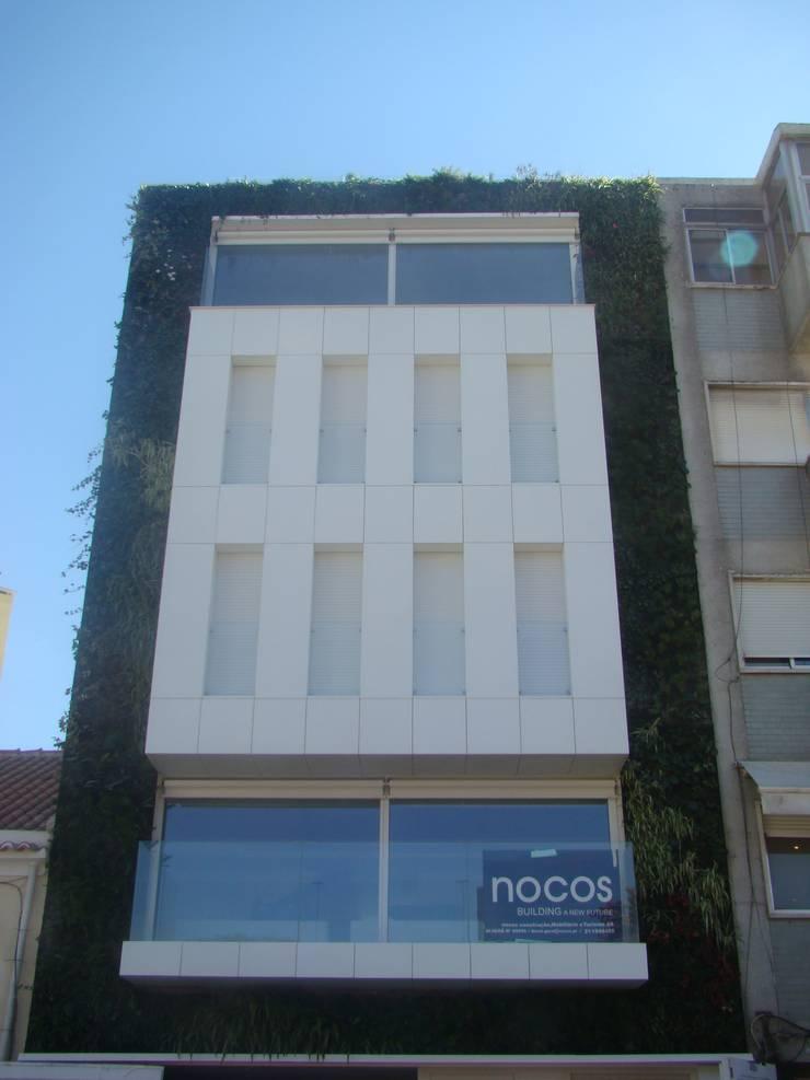Prédio de habitação R. António Cândido, Lisboa:   por Jardins do Paço