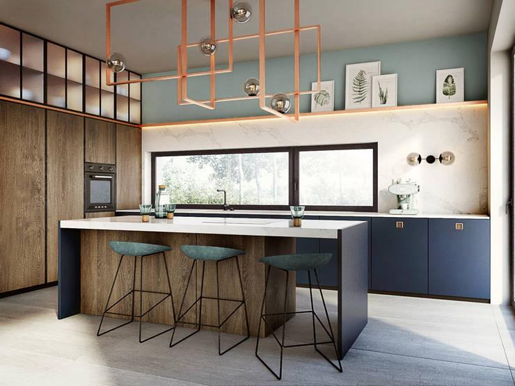 Cozinhas  por razoo-architekci