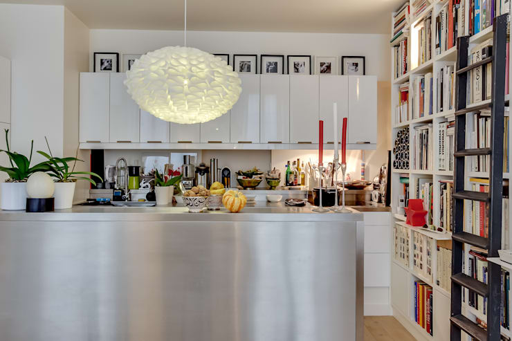 Dapur oleh ATELIER FB, Modern